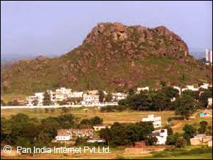 Famous Hill in Ranchi, Jharkhand