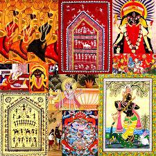 Tribal paintings of Ranchi