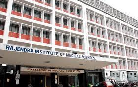 Rajendra Institute of Medical Sciences in Ranchi