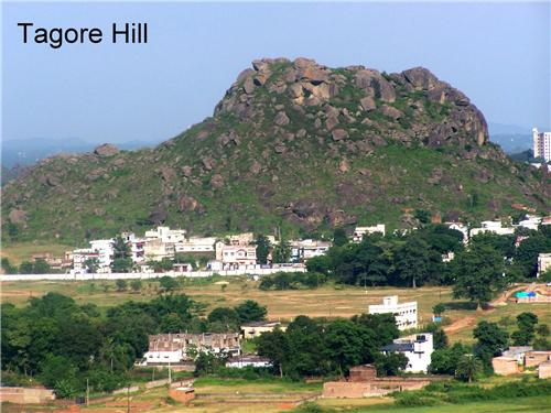 Trekking To Tagore Hill