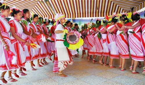 Tribal art and culture of Ranchi