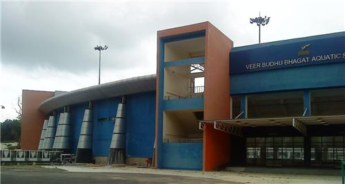 Stadiums in Ranchi