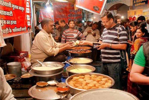 Ratlam Street foods