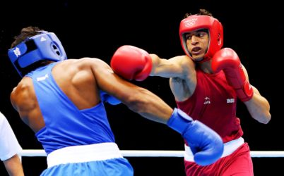 Boxing in Rohtak