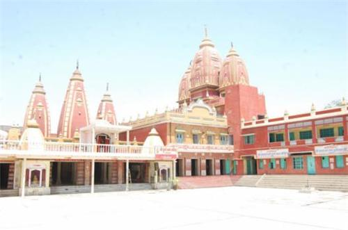 Temples in Rohtak