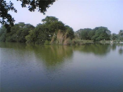Tilyar Lake in Rohtak