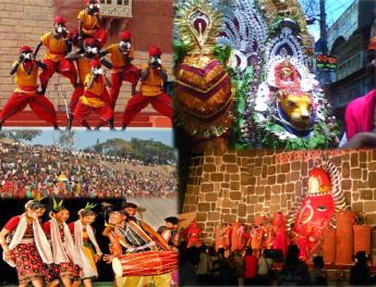 Festivals in Sambalpur