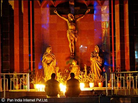 Cathedral of Mary Help of Christians in Shillong