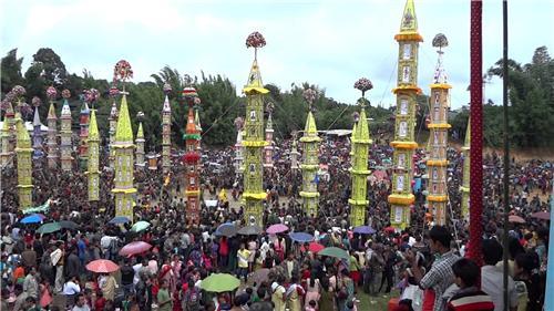 Festival in Shillong