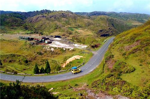 Transportation in Shillong