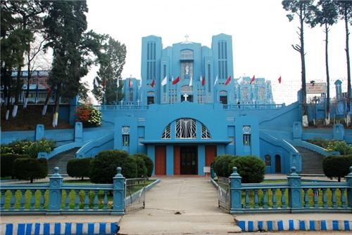 Religious spots in Shillong