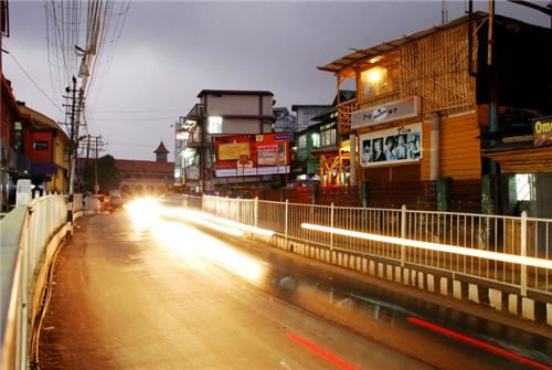Localities in Shillong
