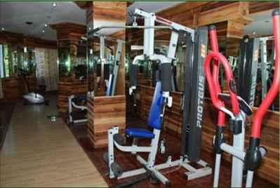 fitness centre in Shillong