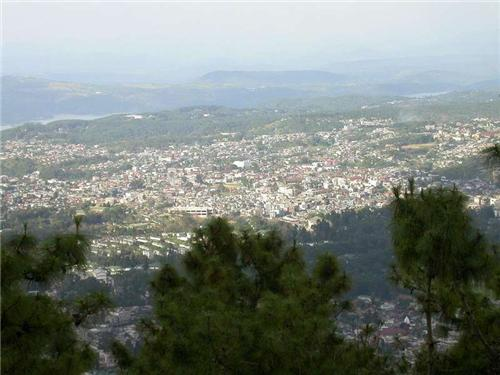 Geography of Shillong