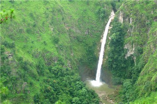 Waterfalls in Shillong