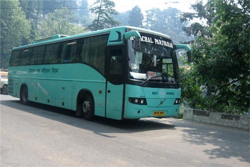 Bus Services in Shimla