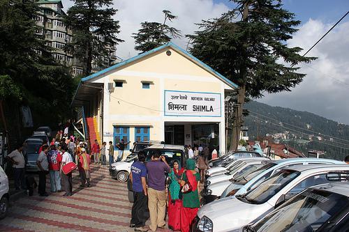 Shimla Railway Station