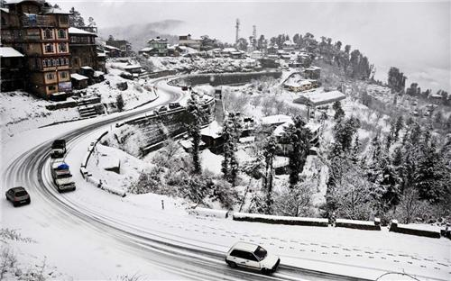 Hill Stations in Shimla