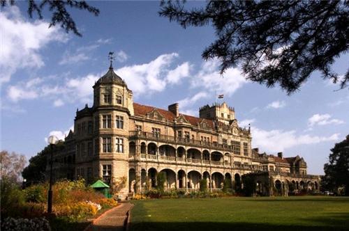 Vice Regal Lodge in Shimla