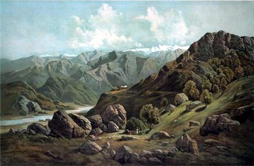 Geography of Shimla