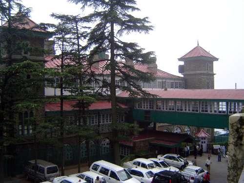 About  Ellerslie House, Shimla