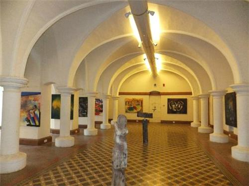 Inside the Gaiety Culture Complex