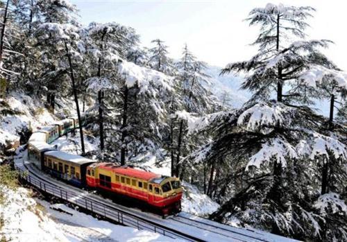 Heritage of Shimla