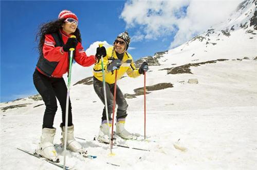 Honeymoon in Shimla