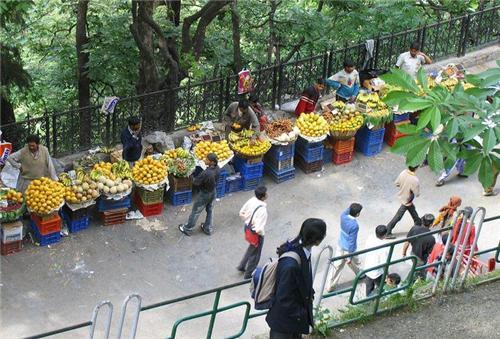 Lakkar Bazar