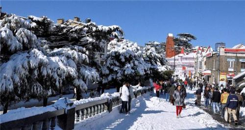 The Mall Road, Shimla