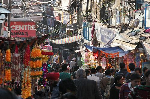 Markets in Shimla