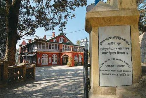 Manorville Mansion, Shimla