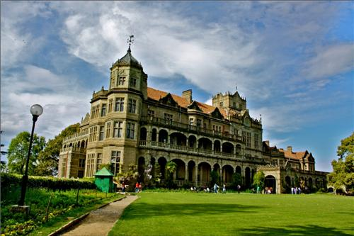 Vice Regal Lodge, Shimla