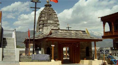 Religious Spots in Shimla