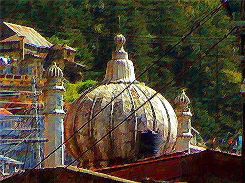 Mosques in Shimla