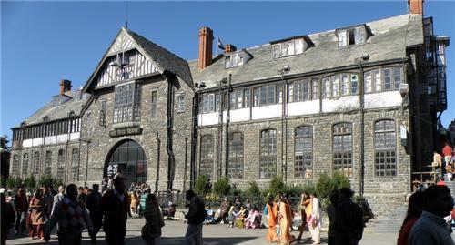 Municipal Corporation, Shimla