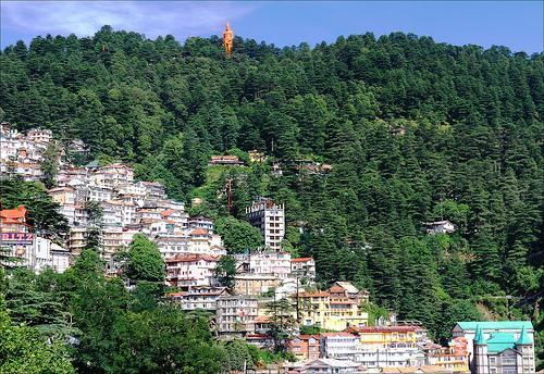 Weather of Shimla