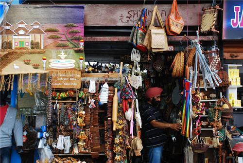 Handicraft Shopping in Shimla