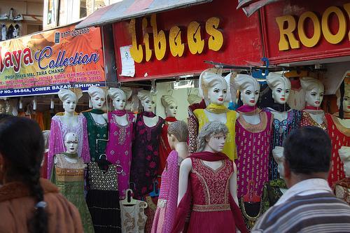 Garments Shopping in Shimla