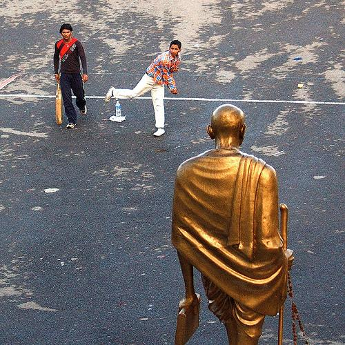 Cricket in Shimla