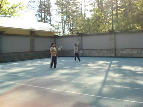 Lawn Tennis and Table Tennis in Shimla