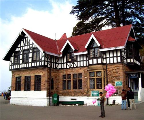 State Library, Shimla