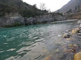 The Hot Sulphur Springs of Tattapani
