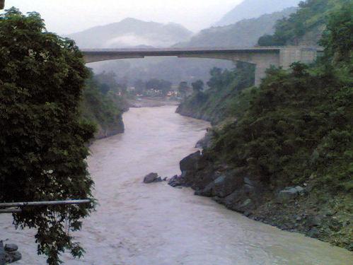 The Tattapani Bridge