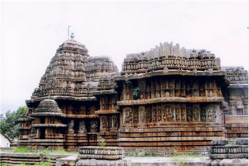 Sri Lakshminarasimha Temple in Bhadravathi