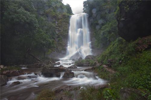 Hebbe Falls in Shimoga