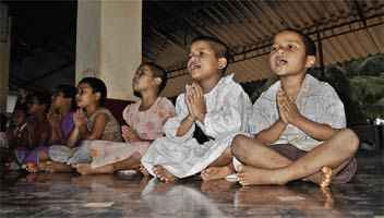 Orphanages in Shimoga
