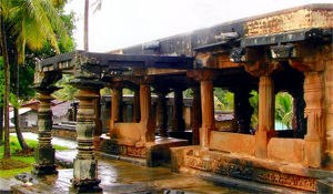 Tripurantaka Temple in Shimoga