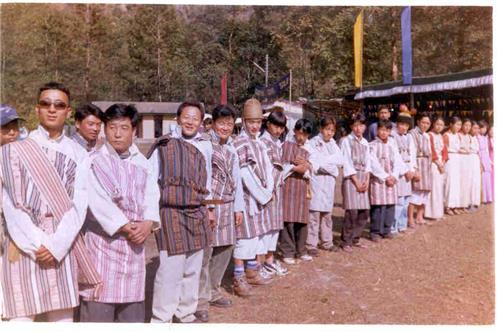 sikkim tribes