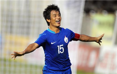 Footballer from Sikkim